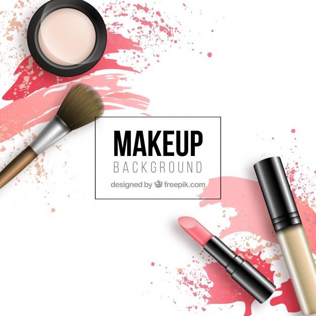 Makeup Vectors, Photos and PSD files.
