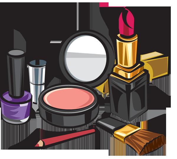 Cosmetics Clipart.