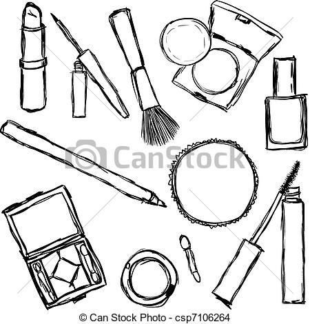 Cosmetics Clip Art and Stock Illustrations. 45,210 Cosmetics EPS.