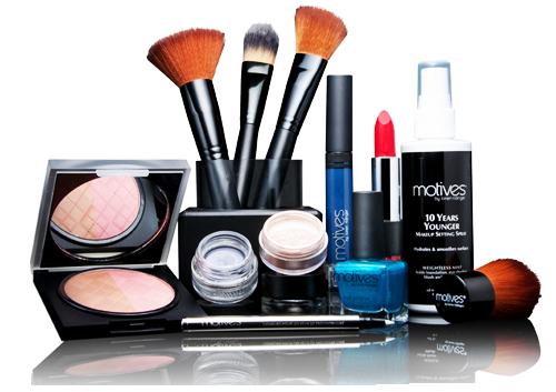 Shatel Cosmetics.