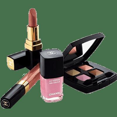 Makeup transparent PNG images.