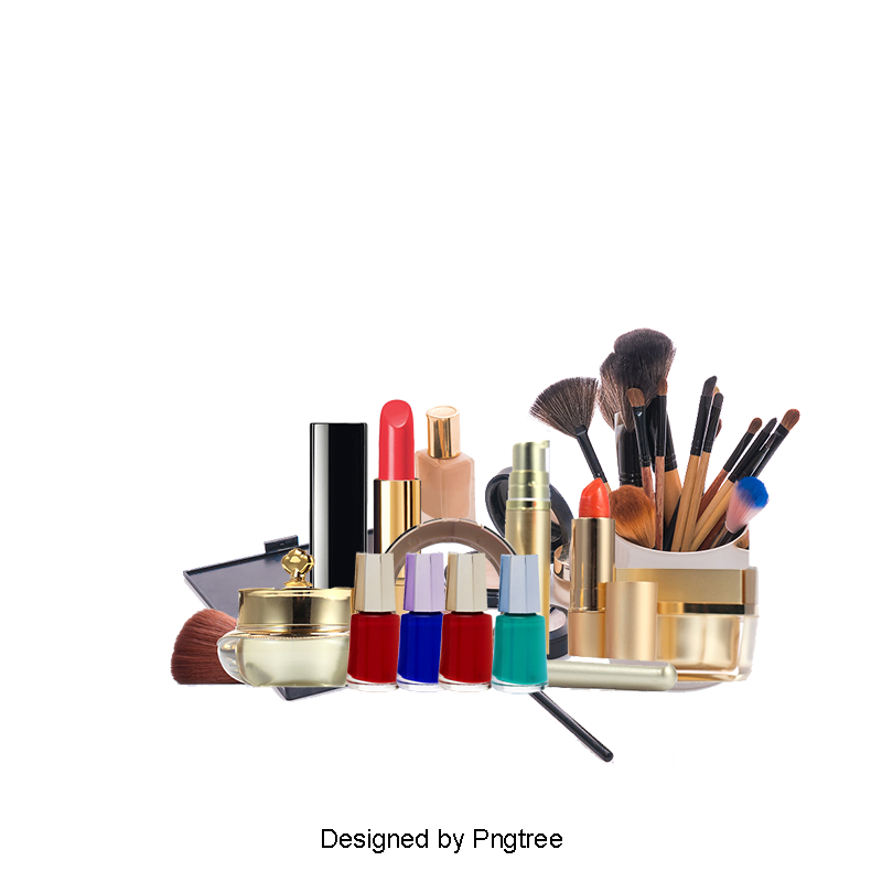 Cosmetic PNG Images.