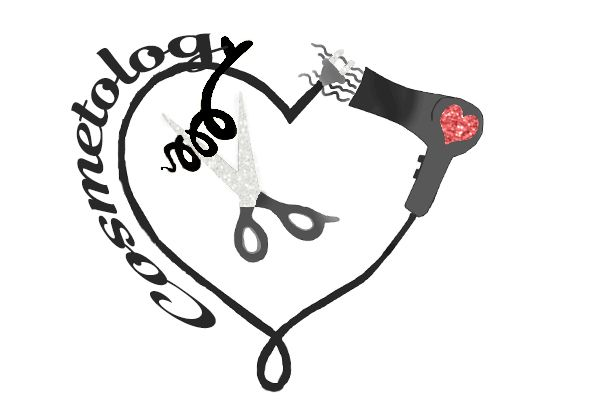 Cosmetologist Logo.