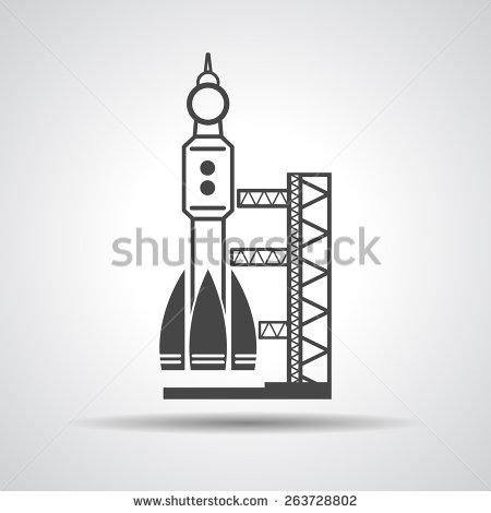 Cosmodrome Stock Vectors & Vector Clip Art.