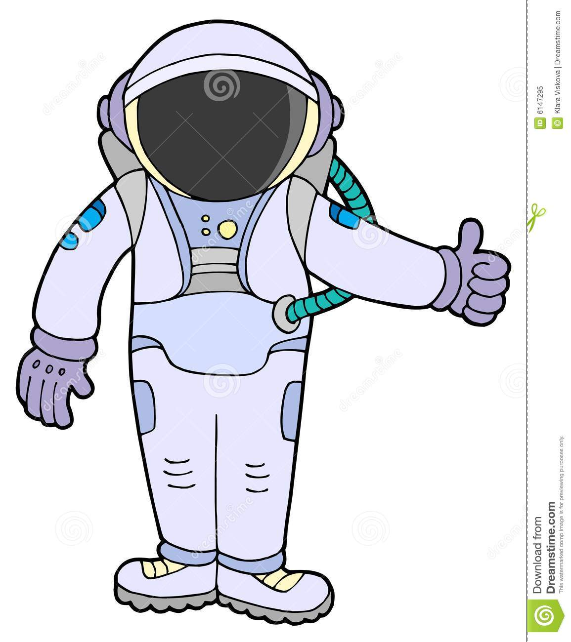 Astronaut Royalty Free Stock Photo.