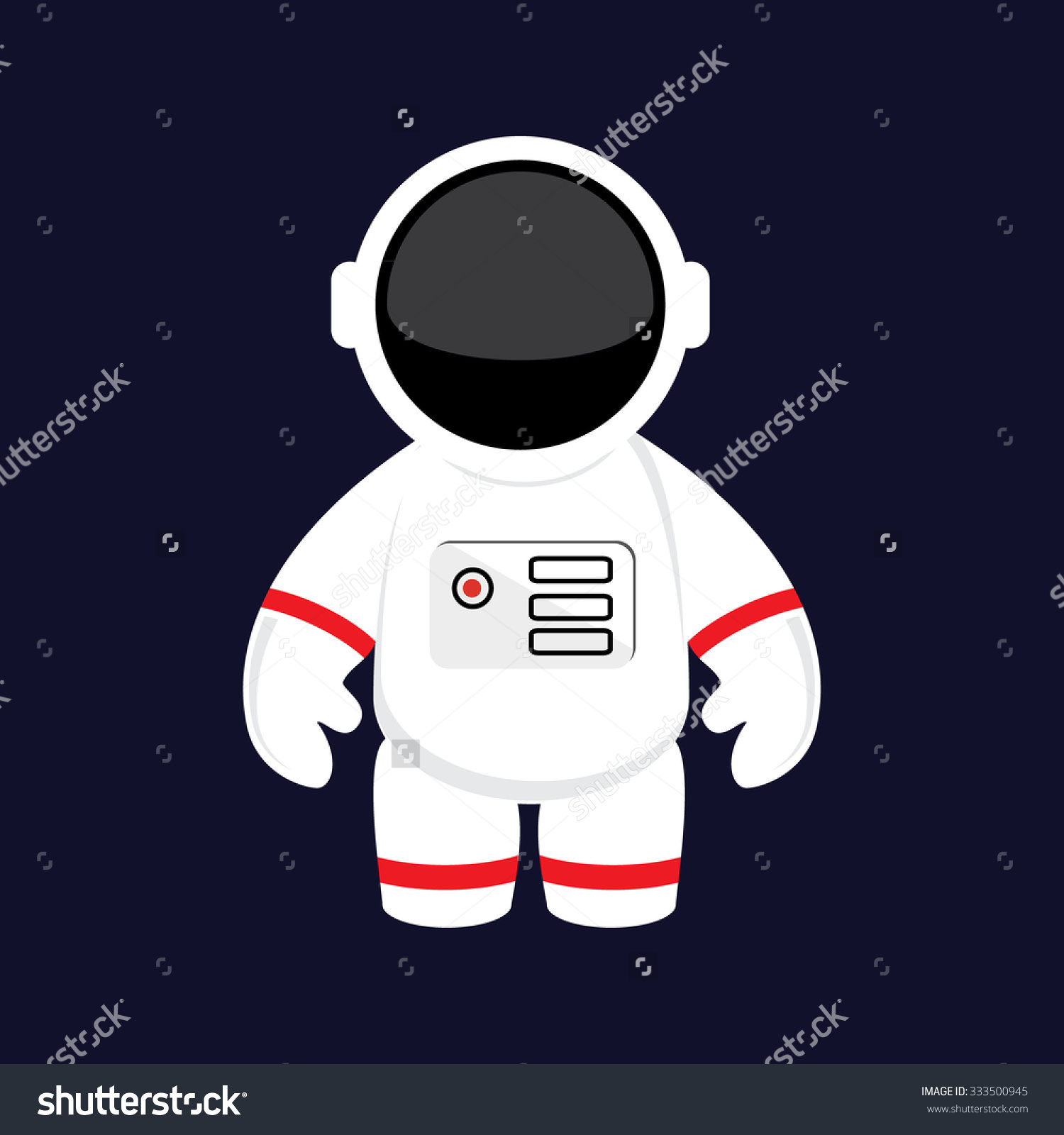 astronauts in space clipart - photo #38