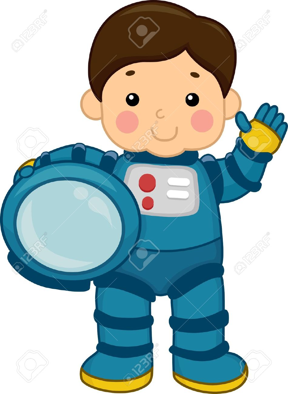 Cosmonaut space suit clipart - Clipground