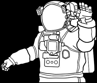 Space, Suit.