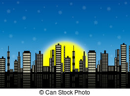Cosmopolitan city Clip Art and Stock Illustrations. 1,023.