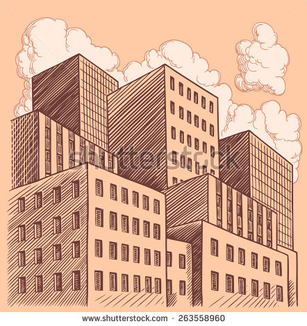 Cosmopolitan City Stock Vectors & Vector Clip Art.