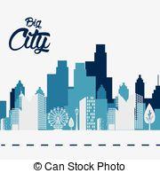 Cosmopolitan city Clip Art and Stock Illustrations. 1,023.