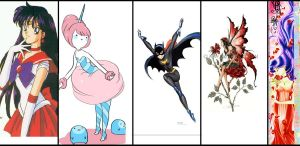 DeviantArt: More Like Characters I want to Cosplay As by.