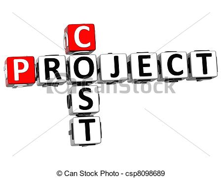 Project Cost Clipart.