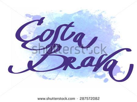 Costa Brava Stock Photos, Royalty.