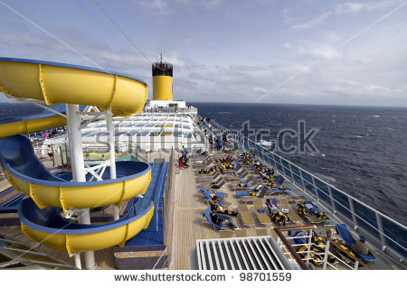 Costa Concordia Stock Images, Royalty.