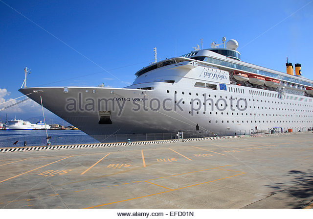 Cruise Ship Costa Crociere Stock Photos & Cruise Ship Costa.