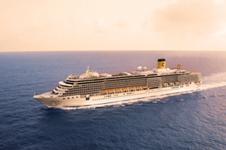 Costa Cruises : Huge Discounts on Costa Vacations, Costa Travel.