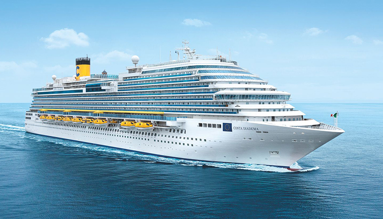 Costa Cruises Ships: discover the fleet of Costa Cruises.