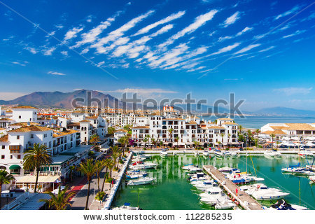 Costa Del Sol Stock Photos, Royalty.