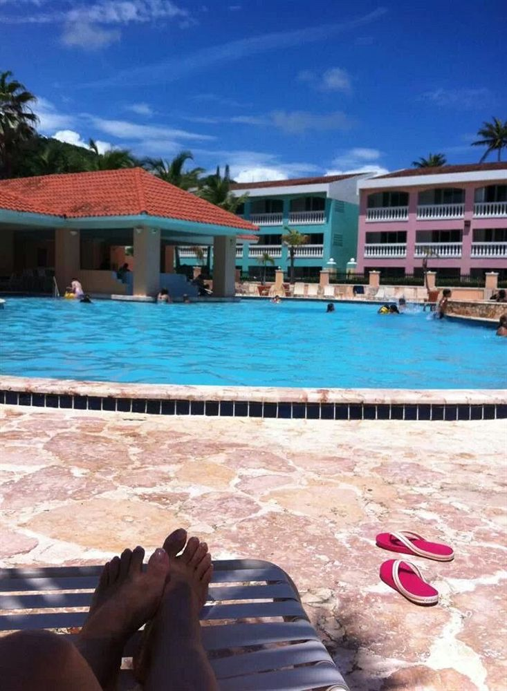 Hotel Costa Dorada Isabela.