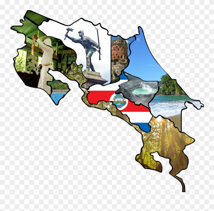 Costa Rica Png.