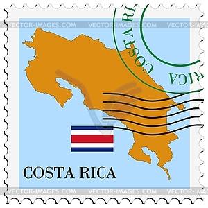 Costa rica clip art.