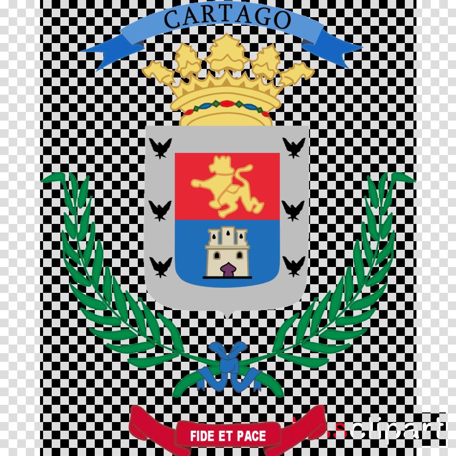 escudo de cartago costa rica clipart Nuevo Cartago y Costa.