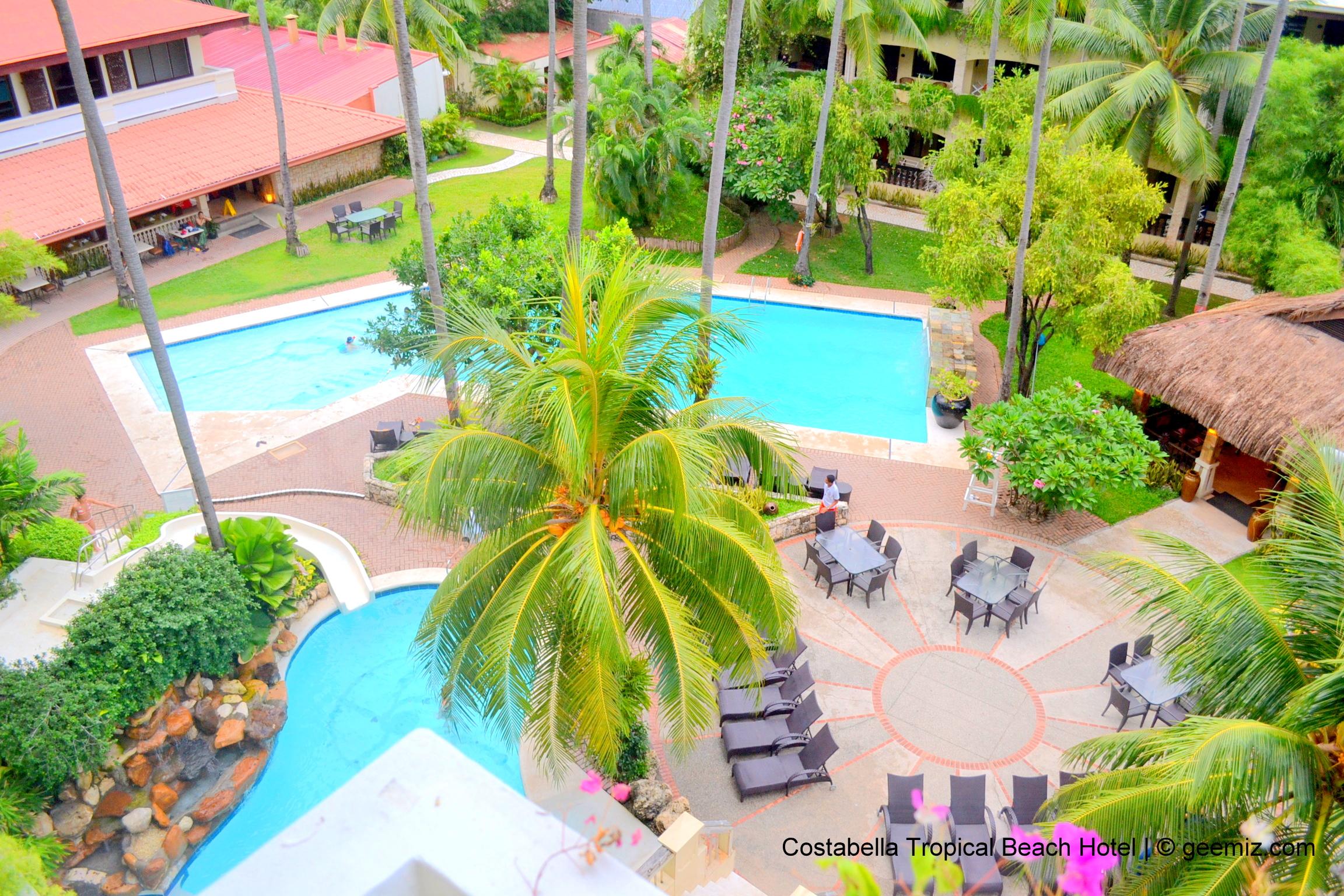 Geemiz Review: Costabella Tropical Beach Hotel.