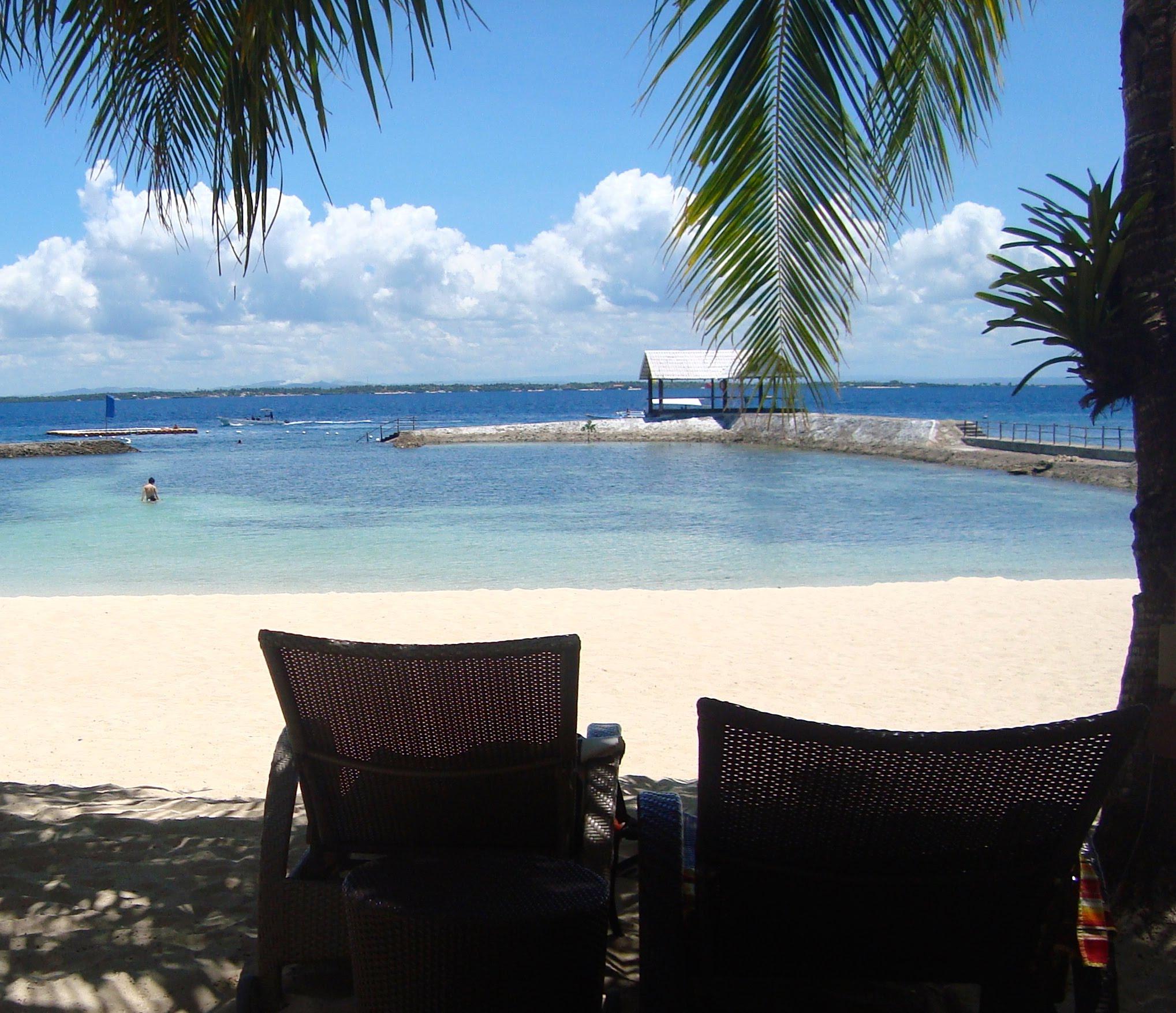 COSTABELLA Tropical Beach Hotel Mactan Cebu,Philippines.