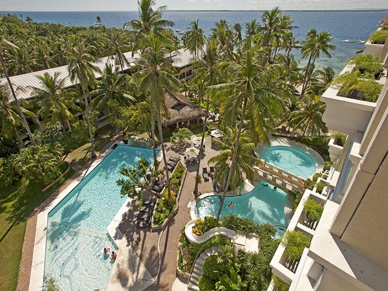 Costabella Tropical Beach Hotel.