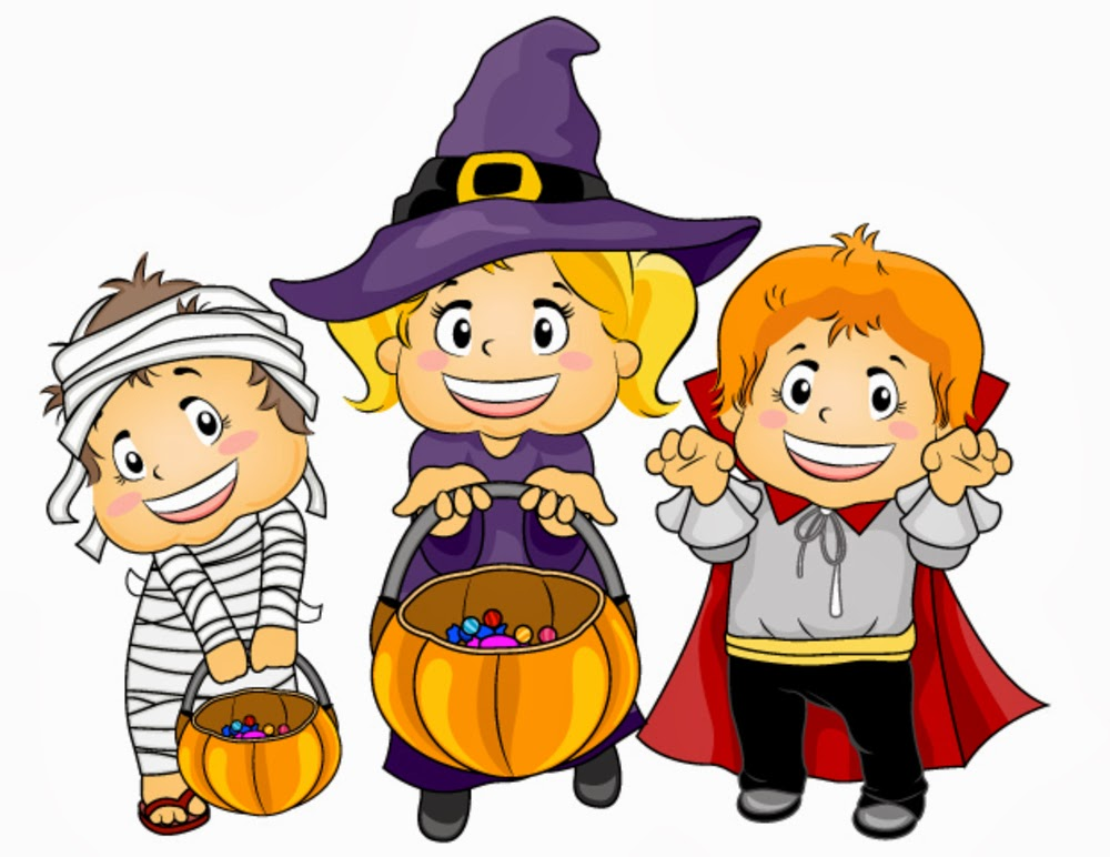 Halloween Costume Contest Clipart.