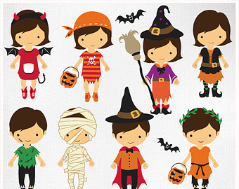 Costume party clipart free.