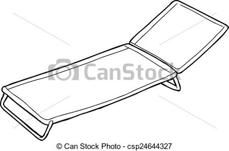 Army Cot Clipart Black And White | www.pixshark.com ...