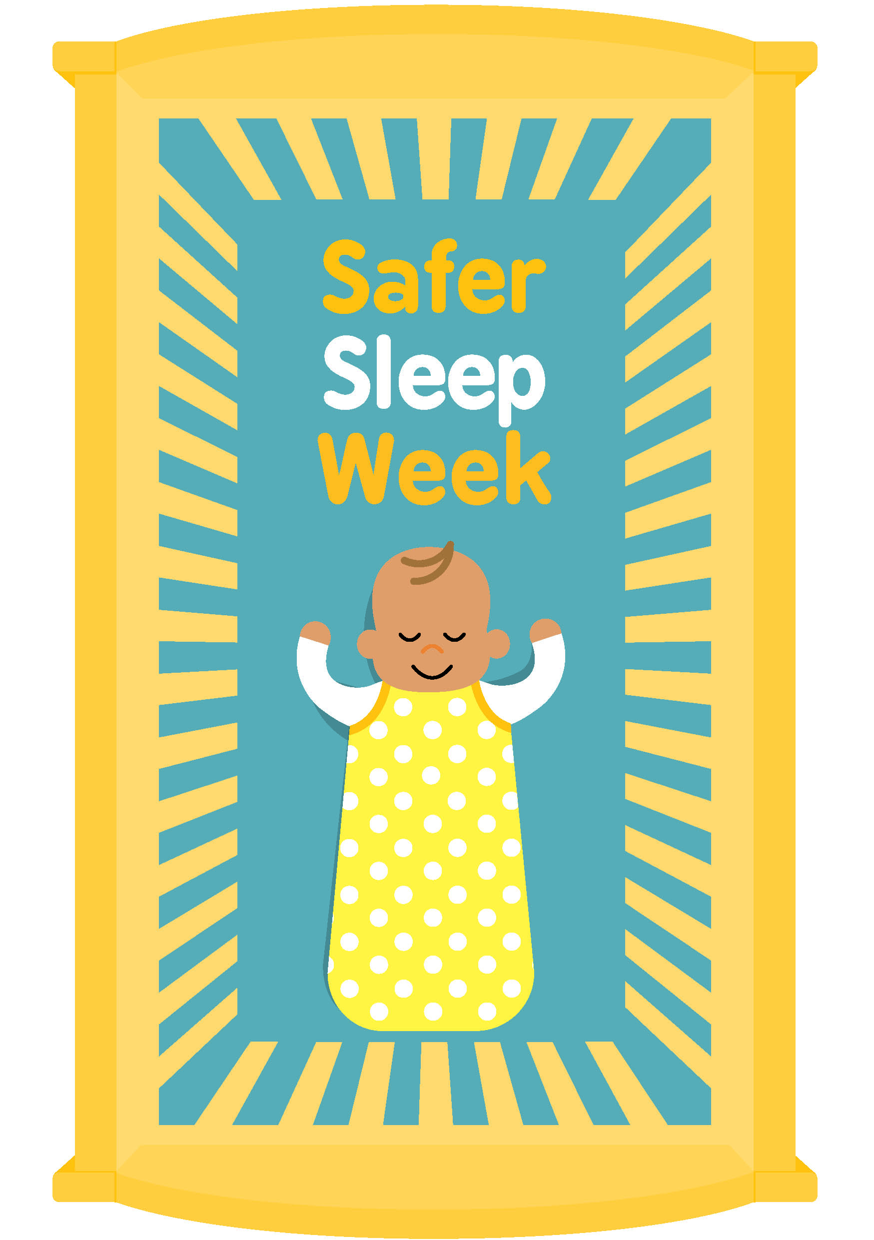 SnoozeShade is supporting #SaferSleepWeek.