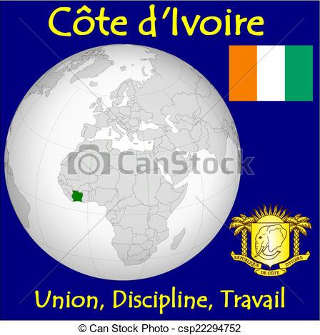 Ivoire clipart.