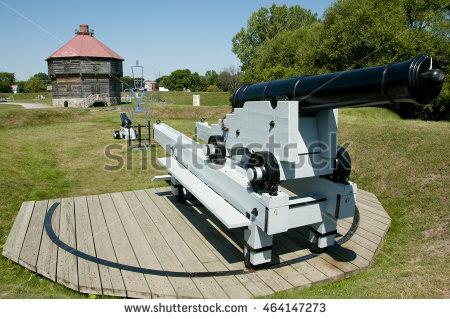 Artillery Barracks Stock Images, Royalty.