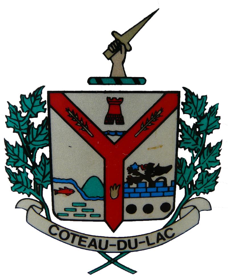 Armoiries et logo.