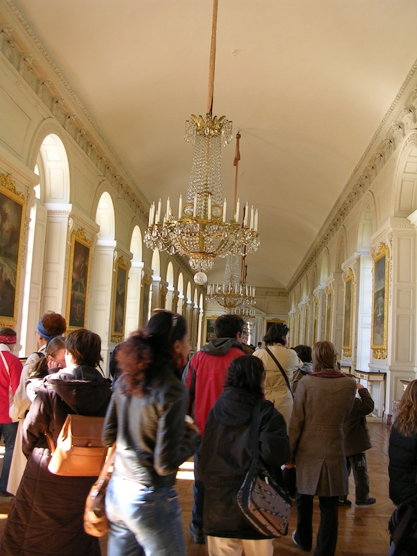 The Grand Trianon, Palace of Versailles.