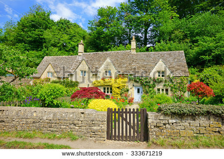 Cotswold Stock Photos, Royalty.