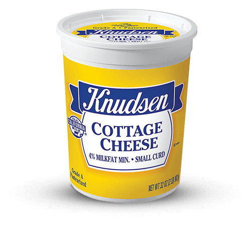 Small Curd Cottage Cheese 4 Milkfat 32oz