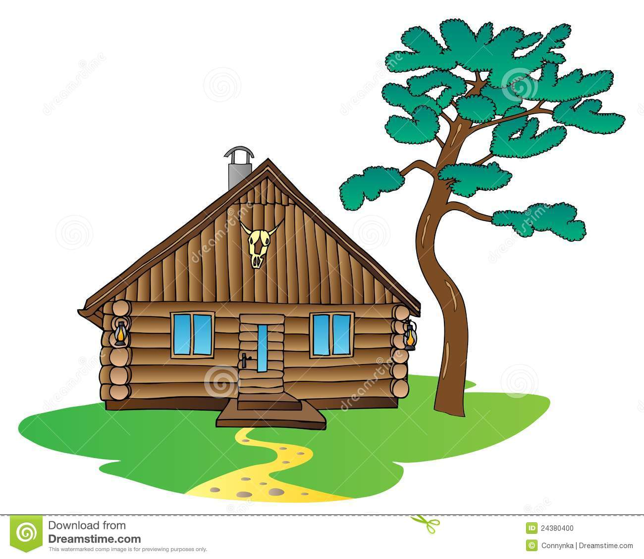 Cottage Clipart Clipground