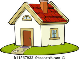 Cottage clipart - Clipground