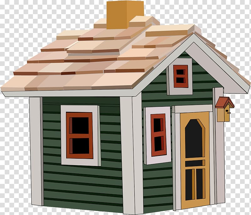 Cottage House , house transparent background PNG clipart.
