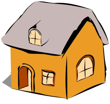 Cottage Clip Art Download.