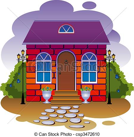 Cottage Illustrations and Clipart. 19,898 Cottage royalty free.