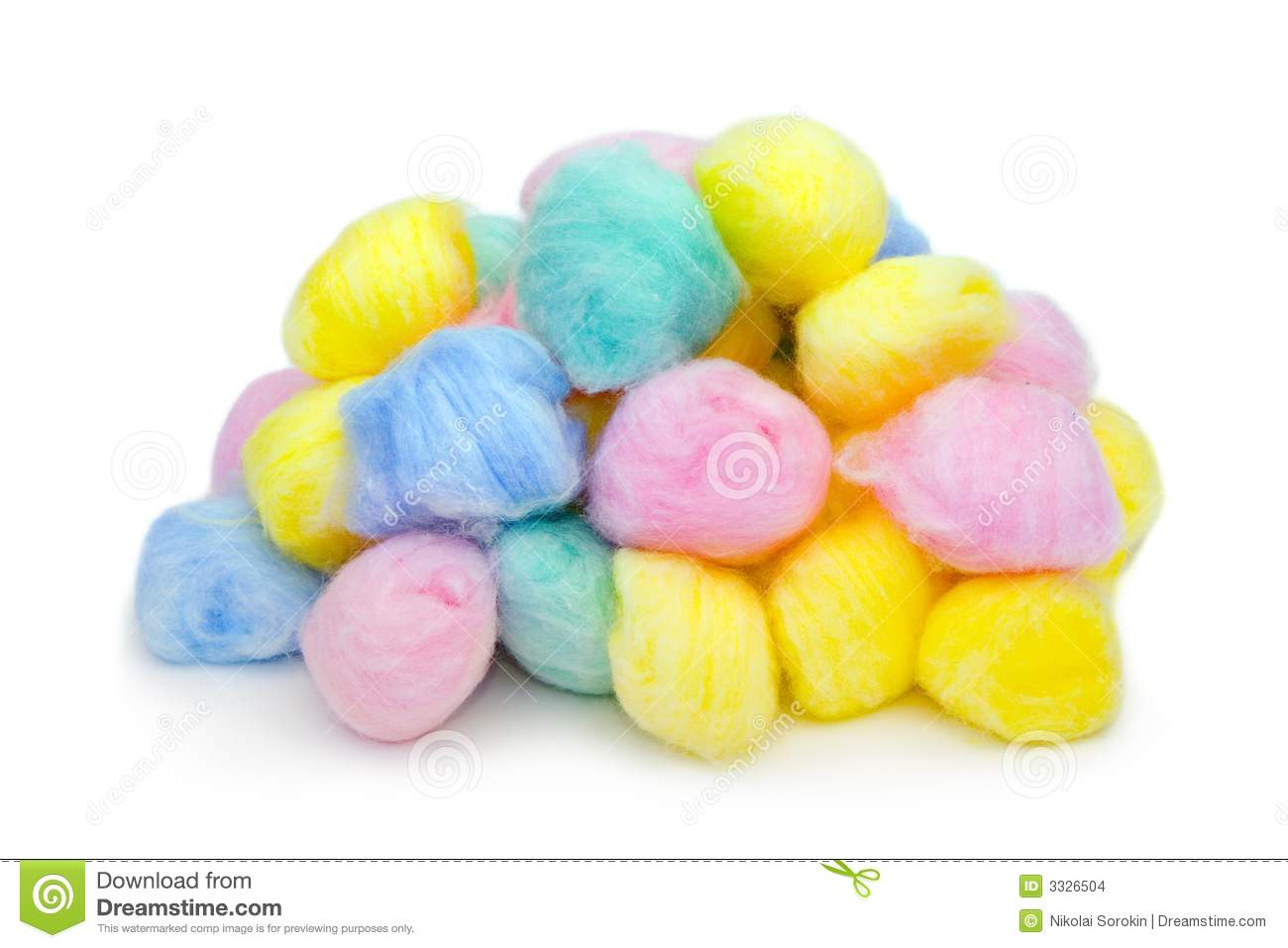 Cotton Ball Stock Photos, Images, & Pictures.