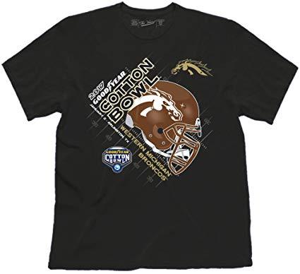 Amazon.com : Western Michigan Broncos 2017 Cotton Bowl.