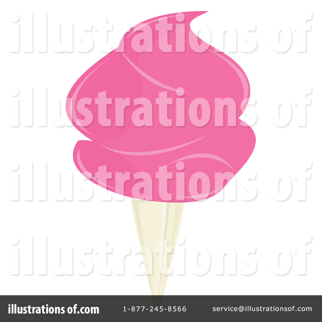 Cotton Candy Clipart #1093577.