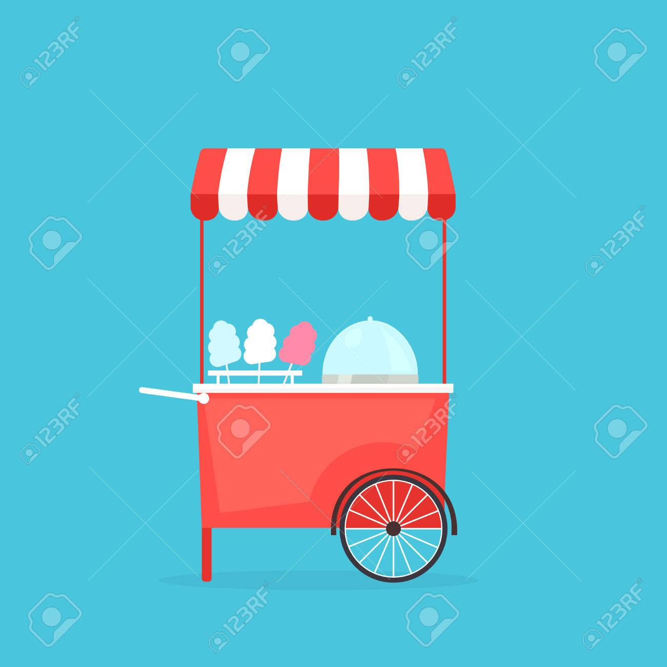 cotton candy machine.