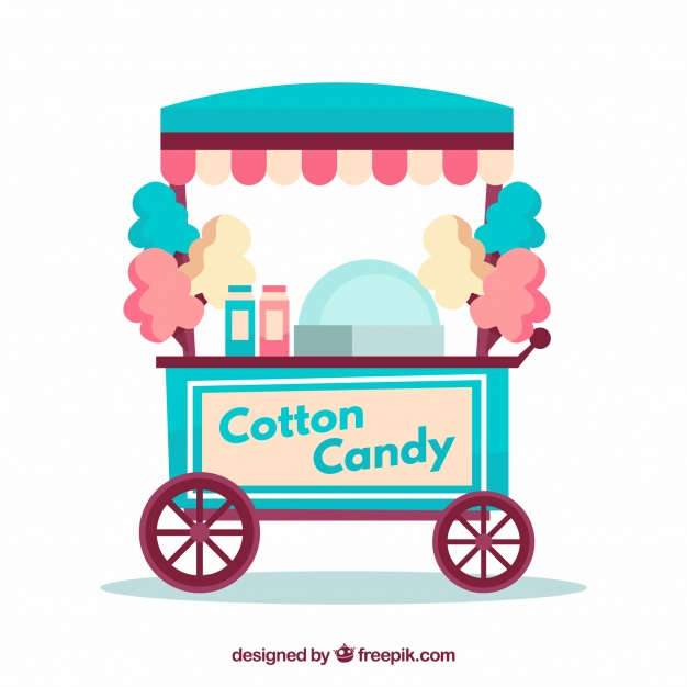 Images Of Cotton Candy.